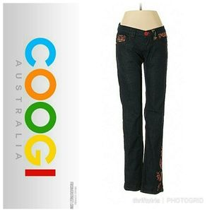 👖Coogi of Australia Embroidered Jeans-Size11/12